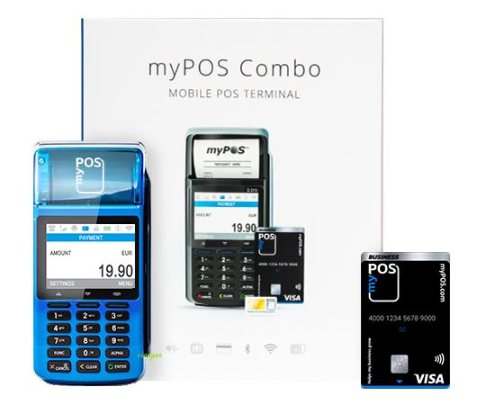 Kit myPOS Combo