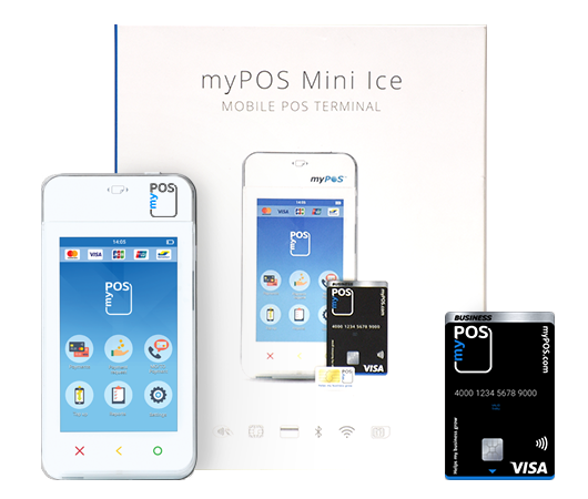 Kit myPOS Mini Ice