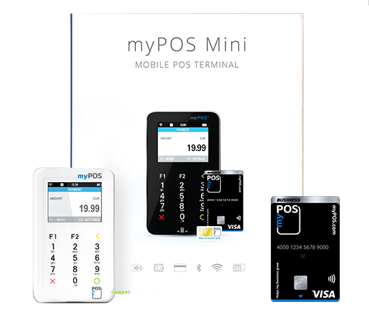 Kit myPOS Mini