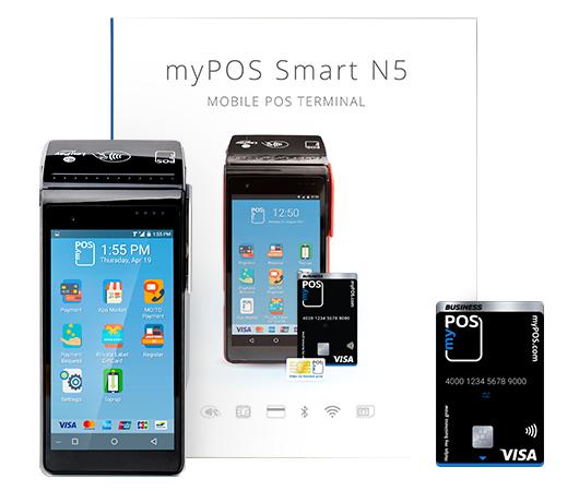 Kit myPOS Smart